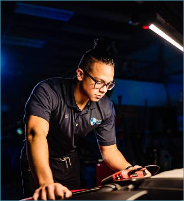 Highly Qualified BMW Technicians