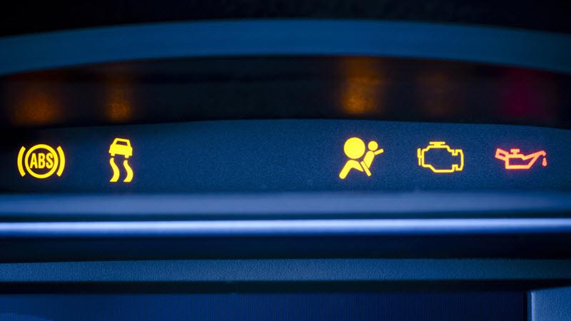 BMW & MINI Brake Warning Light