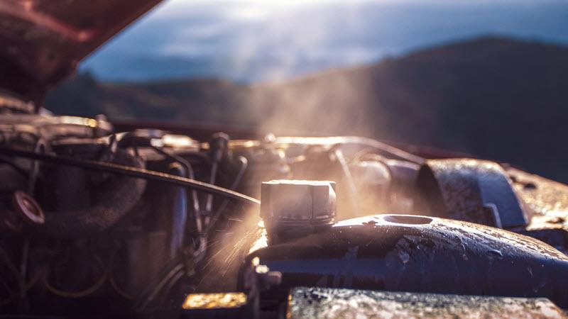 MINI Cooper Engine Overheating