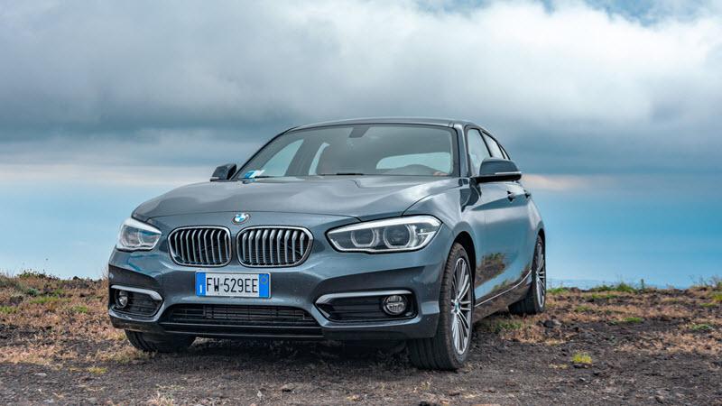 BMW 1 Series Car