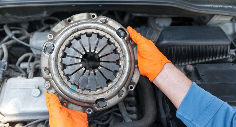 BMW Clutch Repair